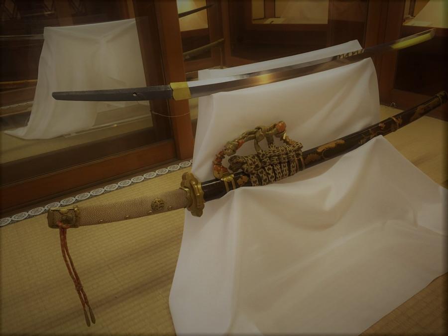 日本刀とその鞘